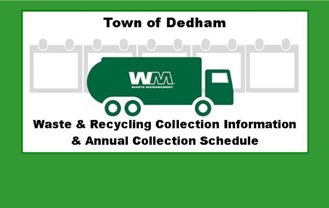 Trash and Recycling Calendar