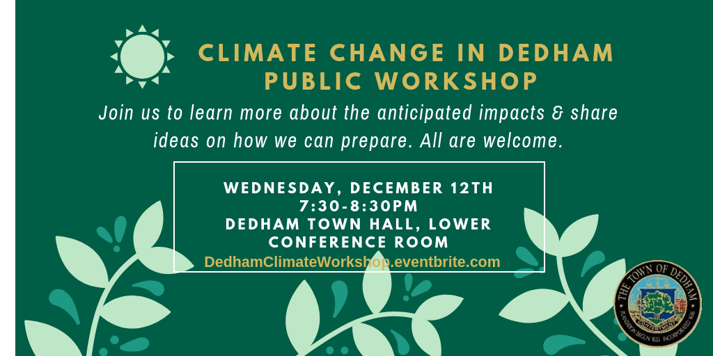 Climate Change Workshop
