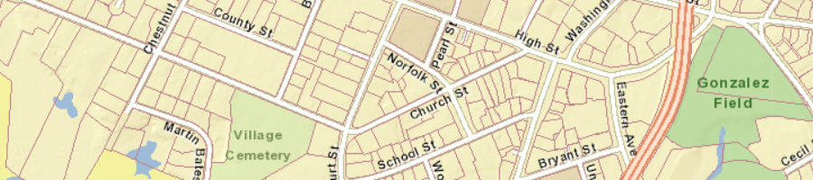 Geographic Information Systems (GIS) | Town of Dedham